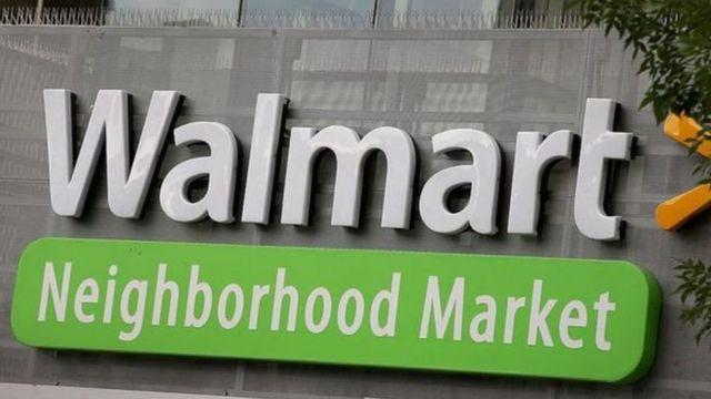 Kamfanin Walmart