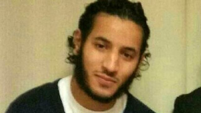 Larossi Abballa, suspected of perpetrating the attack, was sentenced to jail in 2013 over his links to jihadist groups