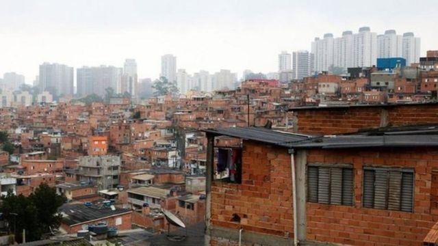 Favela em SP