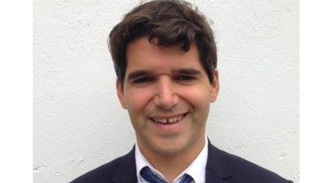 Ignacio Echeverría (from Facebook, posted by Joaquín Echeverría)