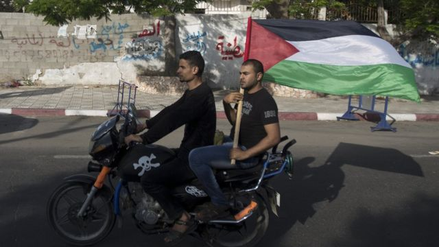 Okoloto mba Palestine