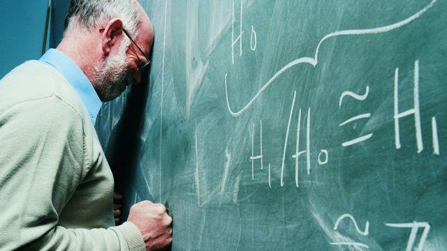 Matemático frustrado