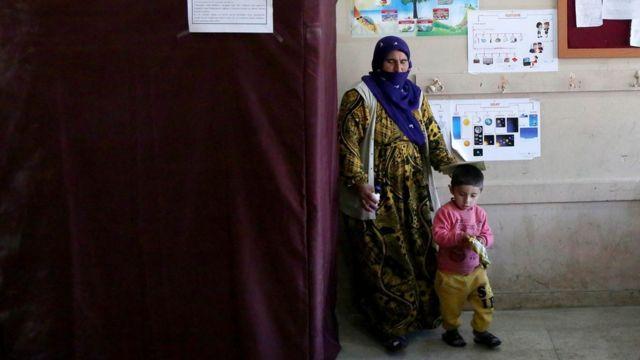 Oy kullanan Kürt seçmenler