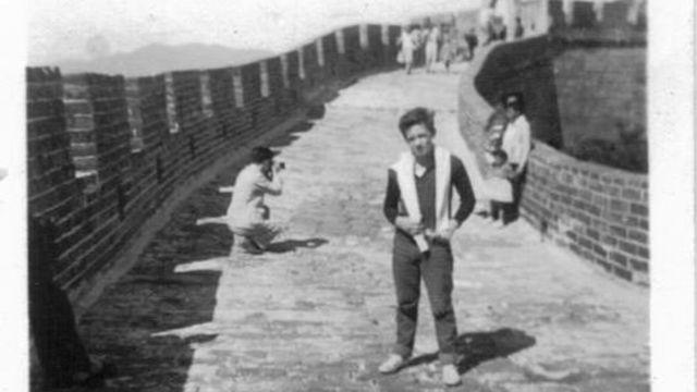 Sergio Cabrera en China