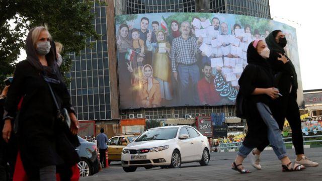 İran'daki seçmen nüfus yaklaşık 59 milyon
