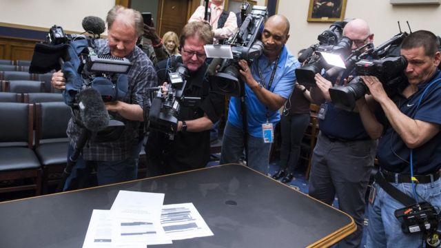 بعد از انتظاری قابل توجه، رسانههای آمریکایی به شکلی ویژه، خبرهای مربوط به گزارش مولر را پوشش دادند