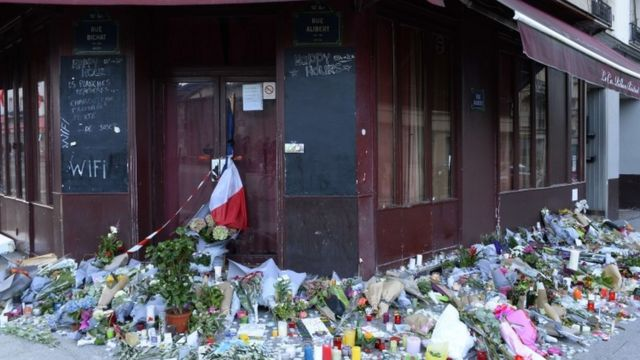 Paris attacks: City is numb as terrorism casts shadow over tourism