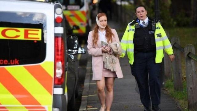 Cảnh sát nói đã có một số người bị thương