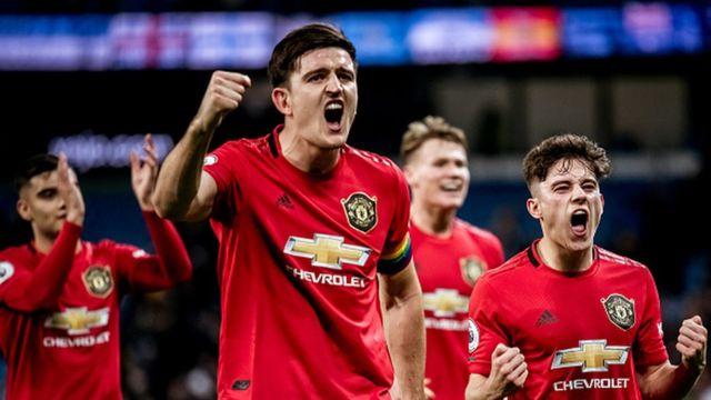 Premier League Man United Ta Doke Man City A Wasan Hamayya Bbc News Hausa