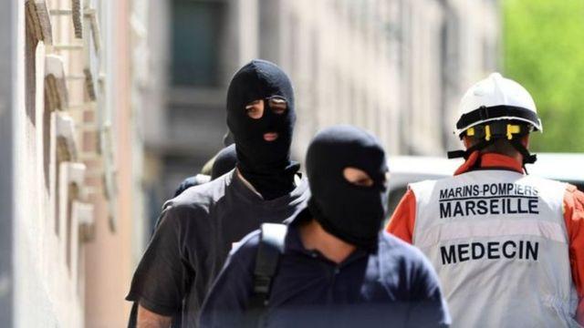 फ्रान्सेली सुरक्षा फौज
