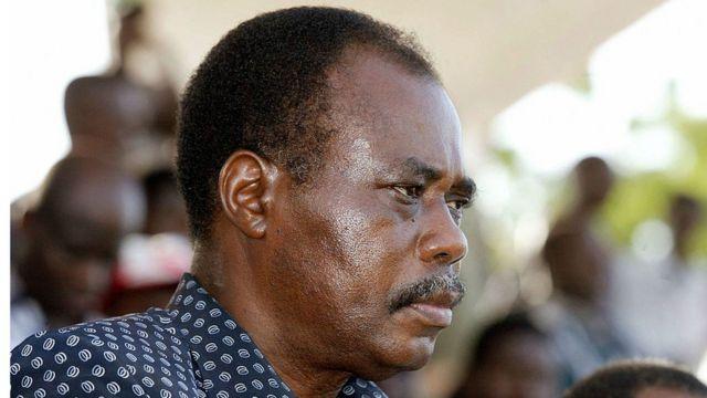 Edem Kodjo, RDC