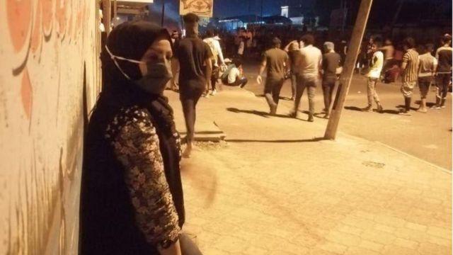 مظاهرات العراق: ناشطات من الناصرية يتحدثن عن الموت والشائعات