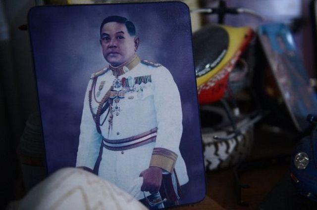 พระยาพหลพลพยุหเสนา หนึ่งในสมาชิกคณะราษฎรที่ปฏิวัติเปลี่ยนแปลงการปกครองของไทย เมื่อ พ.ศ. 2475