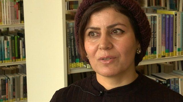 Cardiff Journalism student who was forced to flee Syria