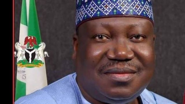 Who be Ahmed Lawan, Nigeria Senate Presido? - BBC News Pidgin