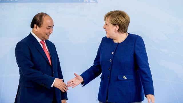 Quan hệ Việt - Đức