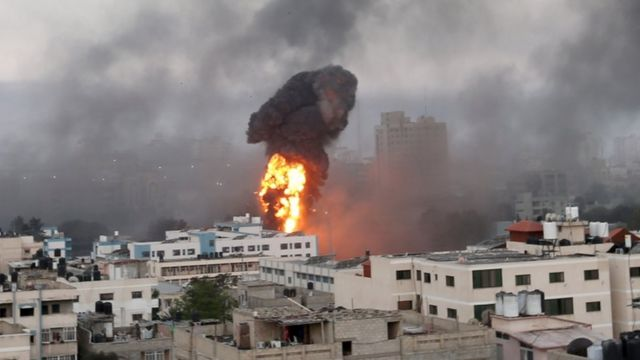 Israel-Palestine clashes