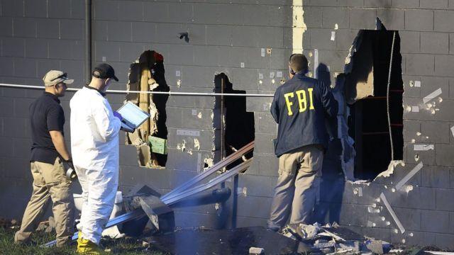 Agentes do FBI