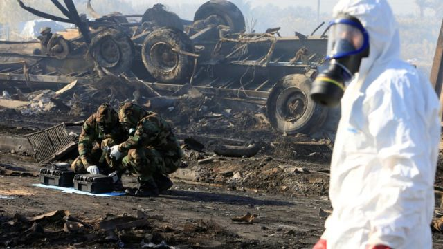 बग़दाद में बम धमाका