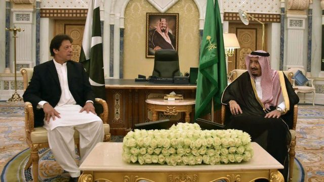 پاک سعودی تعلقات