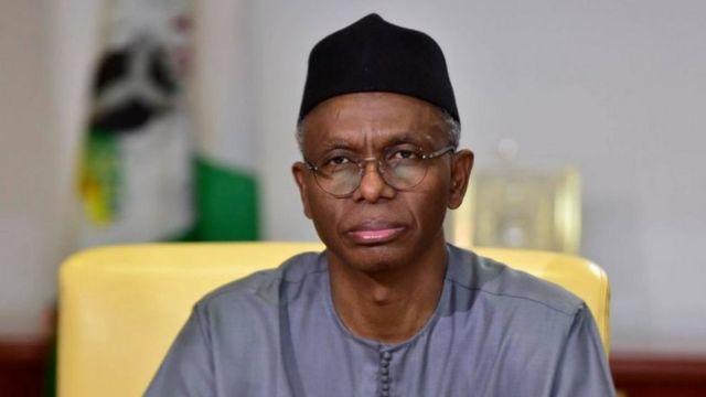 Nasir Ahmad el-Rufai - Govnor of Kaduna approve castration, four oda  punishments for rapists - BBC News Pidgin