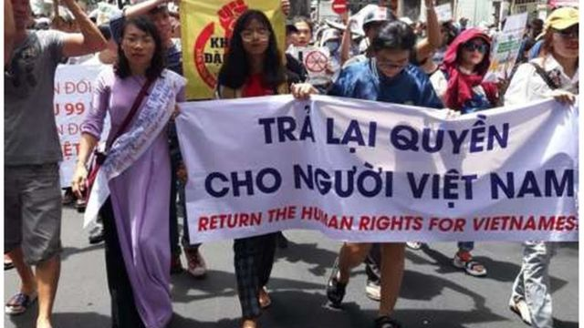Việt Nam, nhân quyền, xã hội dân sự