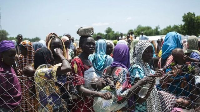 Nigerian Refugee
