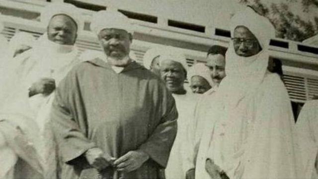 Sarki Sanusi I da Shaikh Inyass