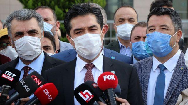 İstanbul İl Başkanı Buğra Kavuncu