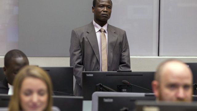 Dominic Ongwen mu rukiko rwa ICC