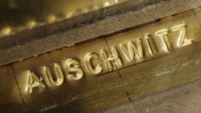 1,1 million de personnes, dont un million de juifs de différents pays européens, ont été exterminés à Auschwitz