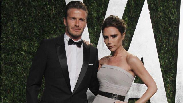 David və Victoria Beckham