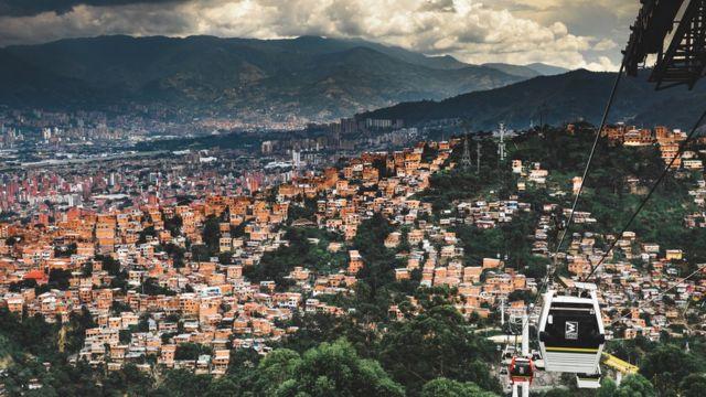 Medellín.