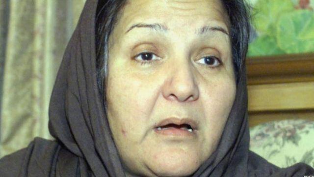 Kulsoom Nawaz, the winner & wife of Pakistani Prime Minister Nawaz Sharif.