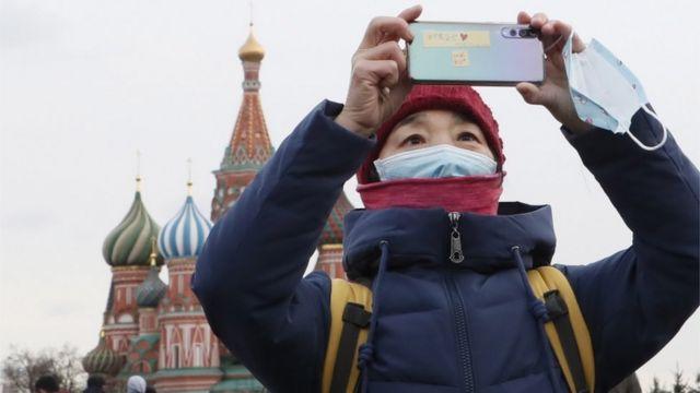 انتشار السائحين الصينيين في شتى أرجاء العالم يلاحظ بوضوح