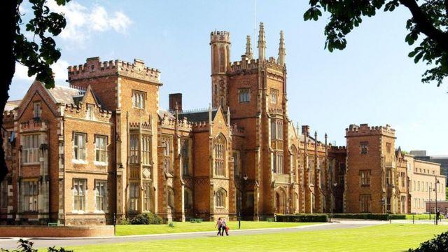 貝爾法斯特女王大學