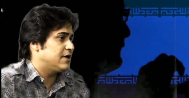 الصحفي الإيراني المعارض روح الله زم