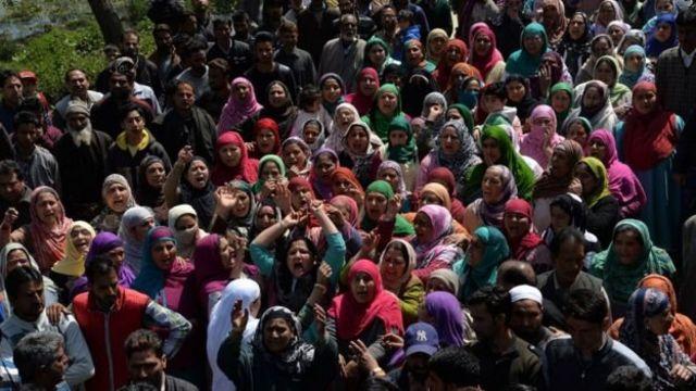 कश्मीरी मतदाता
