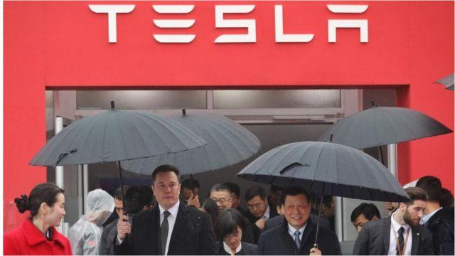 Tesla ABD'den sonra en fazla satışı Çin'de gerçekleştiriyor