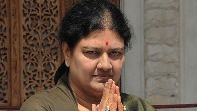 வி.கே. சசிகலா