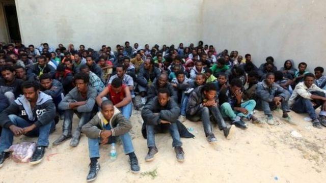 mali, libye, migrants