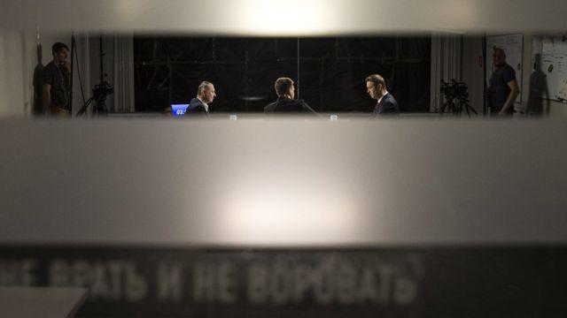 Навальный, Стрелков