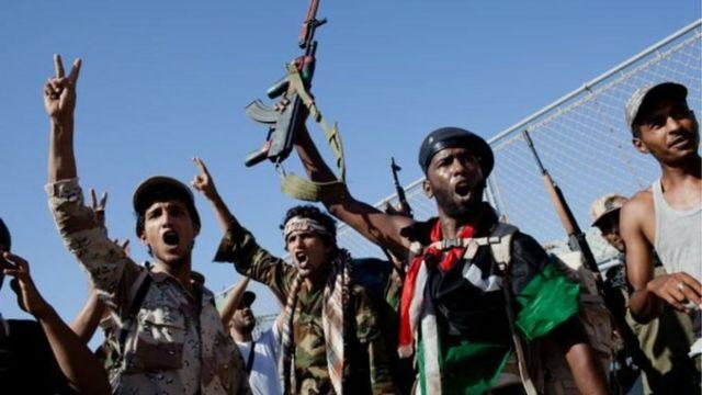 ما زالت ليبيا تفتقر إلى الاستقرار