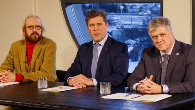 İzlanda koalisyon hükümeti