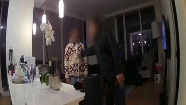 Jussie Smollett: Police bodycam noose footage released
