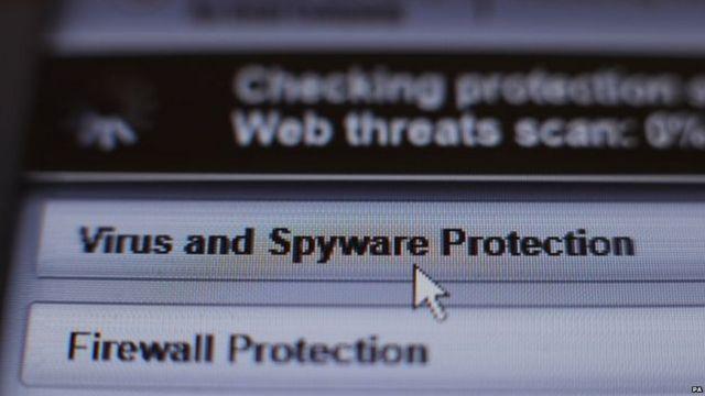 कंप्यूटर वायरस