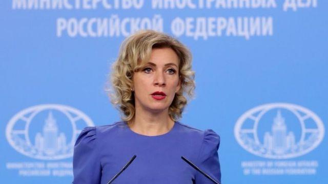 Мария Захарова довольна словами Макрона