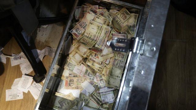 भारत में आयकर विभाग के छापे (फाइल फोटो)