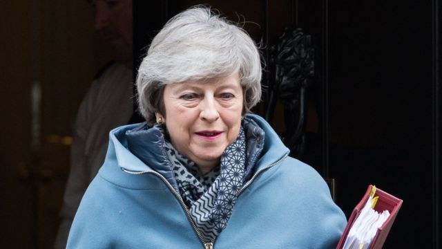 Brexit: Theresa May to return to Brussels for further talks