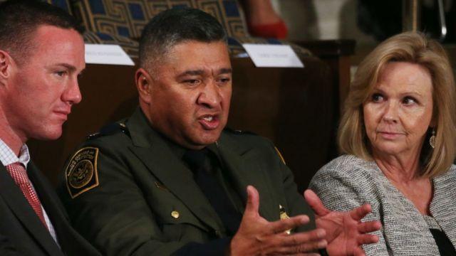 Deputy Chief of U.S. Border Patrol Raul Ortiz